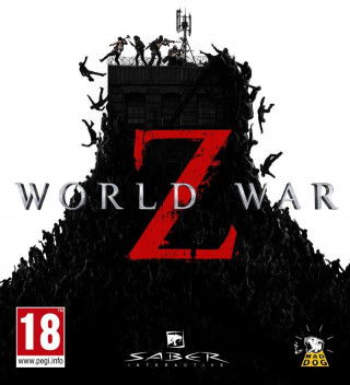 Постер World War Z